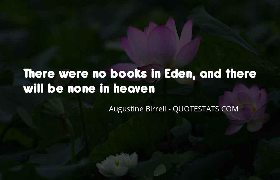 Quotes About Augustine #94586