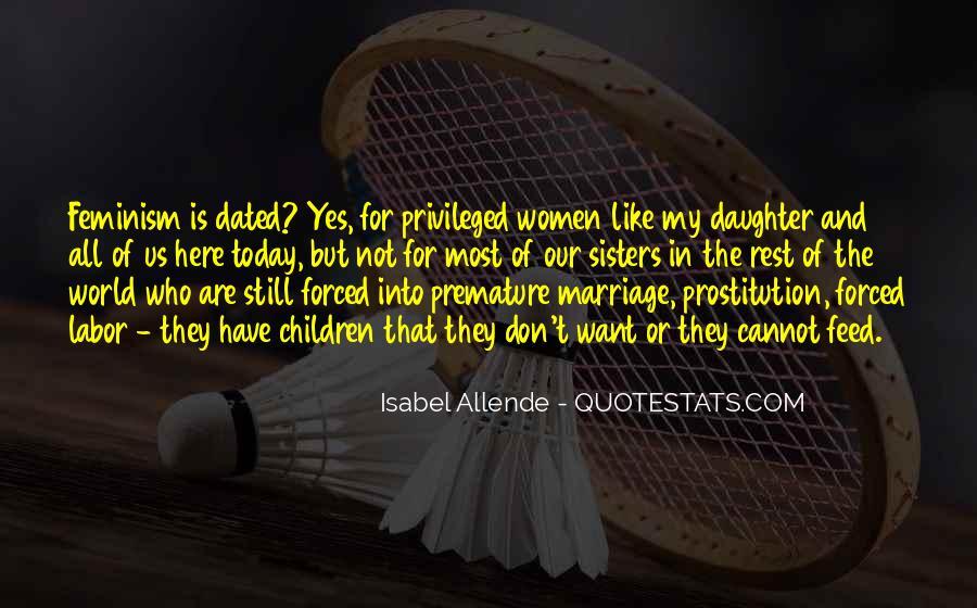 Premature Daughter Quotes #529558