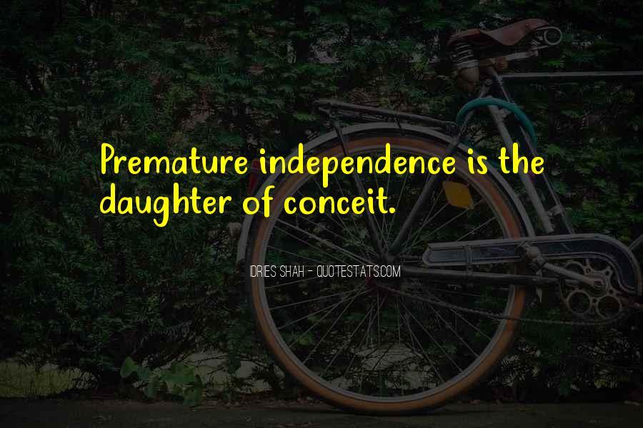 Premature Daughter Quotes #741508