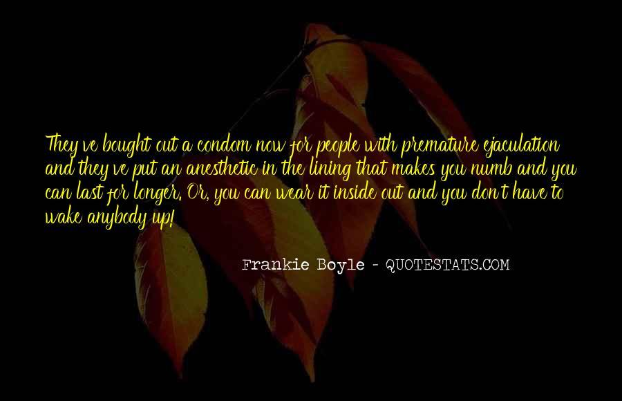 Premature Ejaculation Funny Quotes #1177114
