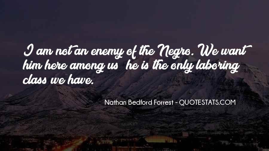 Quotes About Nathan Bedford Forrest #1078056