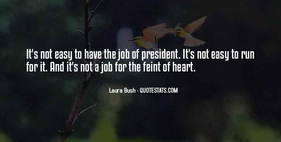 Quotes About Laura Bush #110955