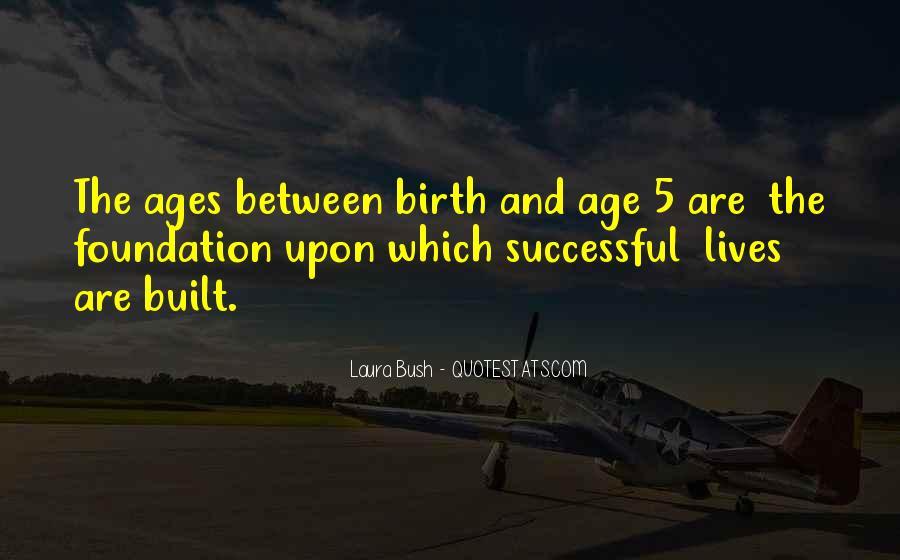 Quotes About Laura Bush #1374798