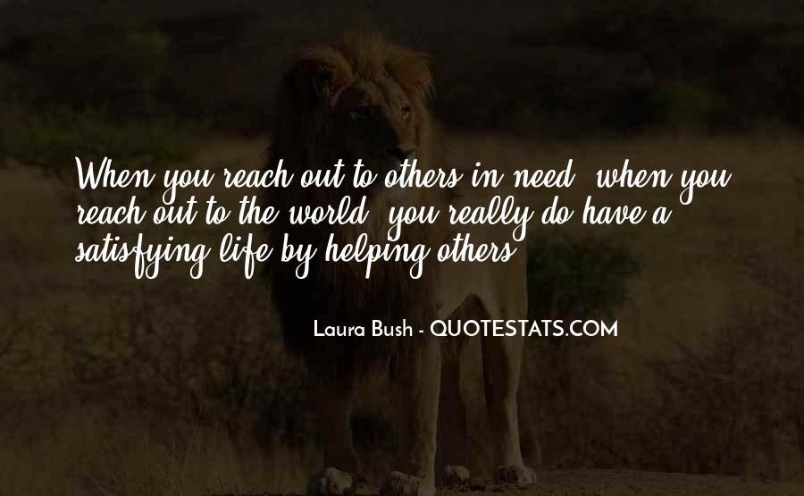 Quotes About Laura Bush #1573837