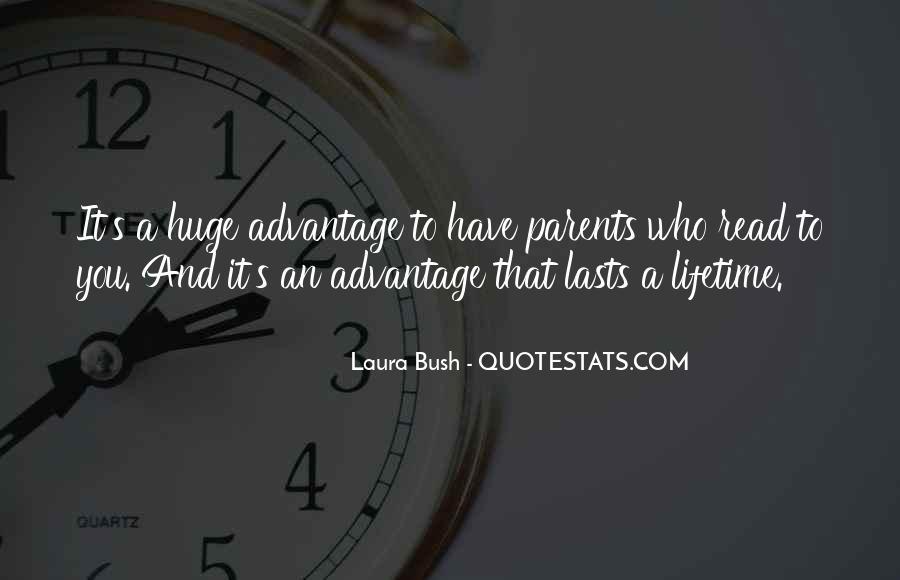 Quotes About Laura Bush #19079