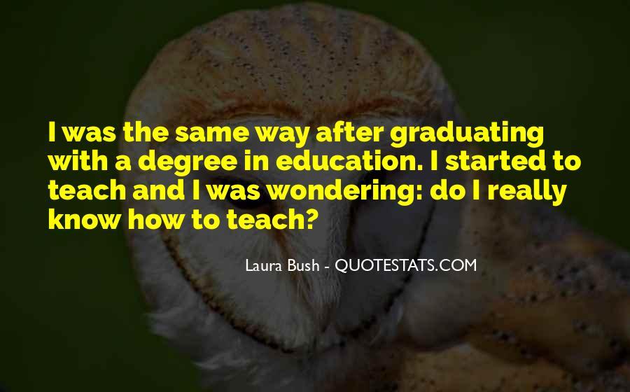 Quotes About Laura Bush #226212