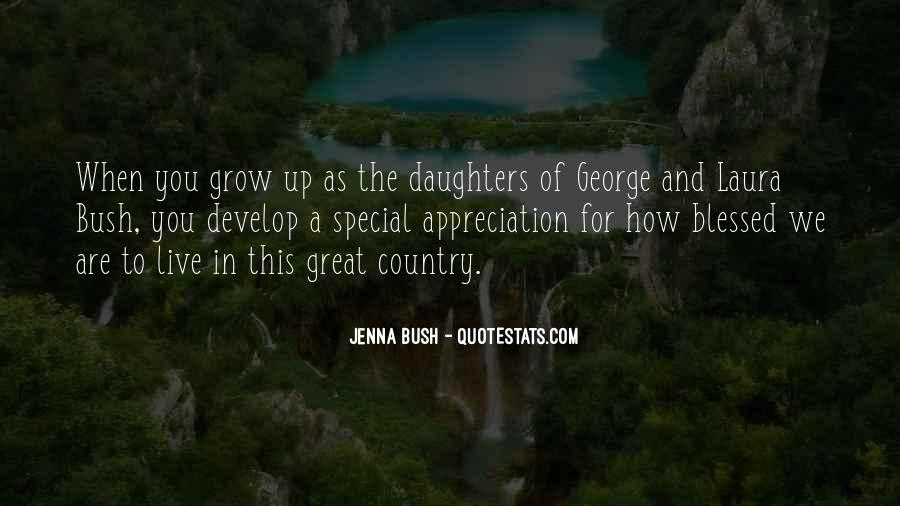 Quotes About Laura Bush #349229