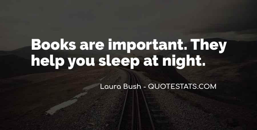 Quotes About Laura Bush #383491