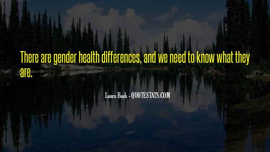 Quotes About Laura Bush #498820
