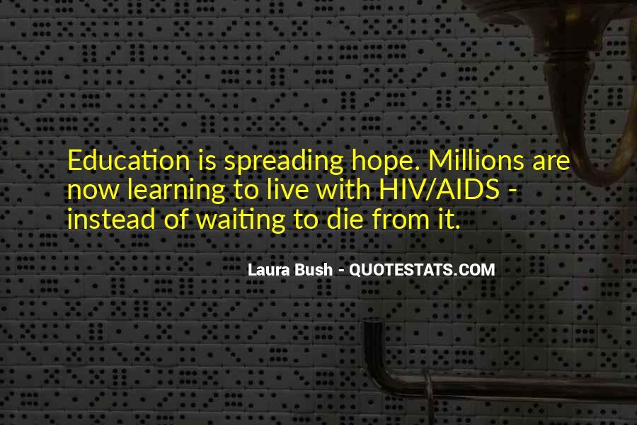 Quotes About Laura Bush #616358