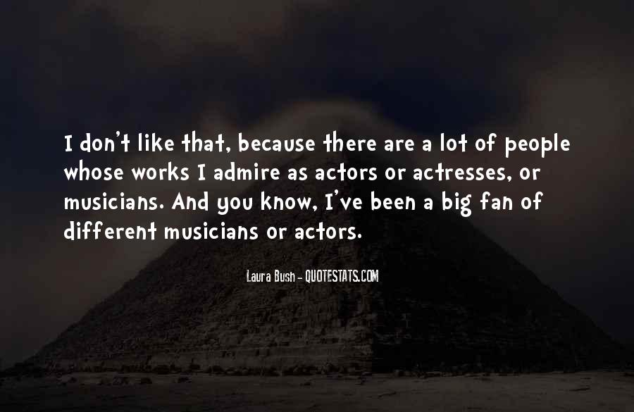 Quotes About Laura Bush #714249