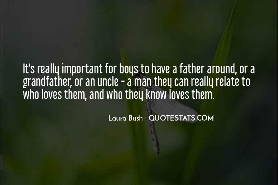 Quotes About Laura Bush #799349