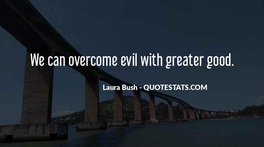 Quotes About Laura Bush #827905