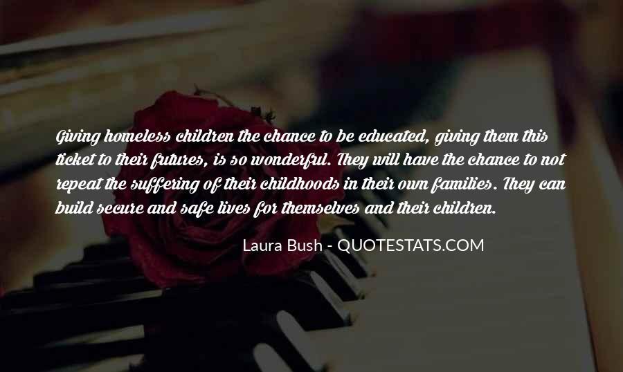 Quotes About Laura Bush #853237