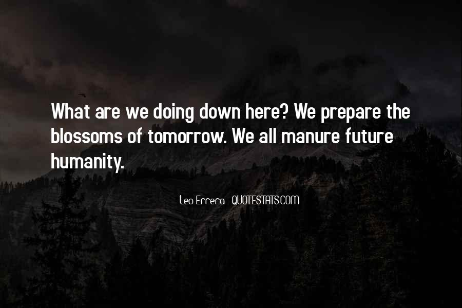 Prepare For Your Future Quotes #1016145