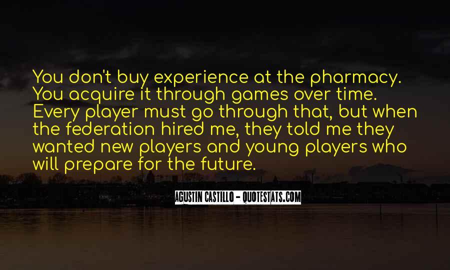 Prepare For Your Future Quotes #1132074
