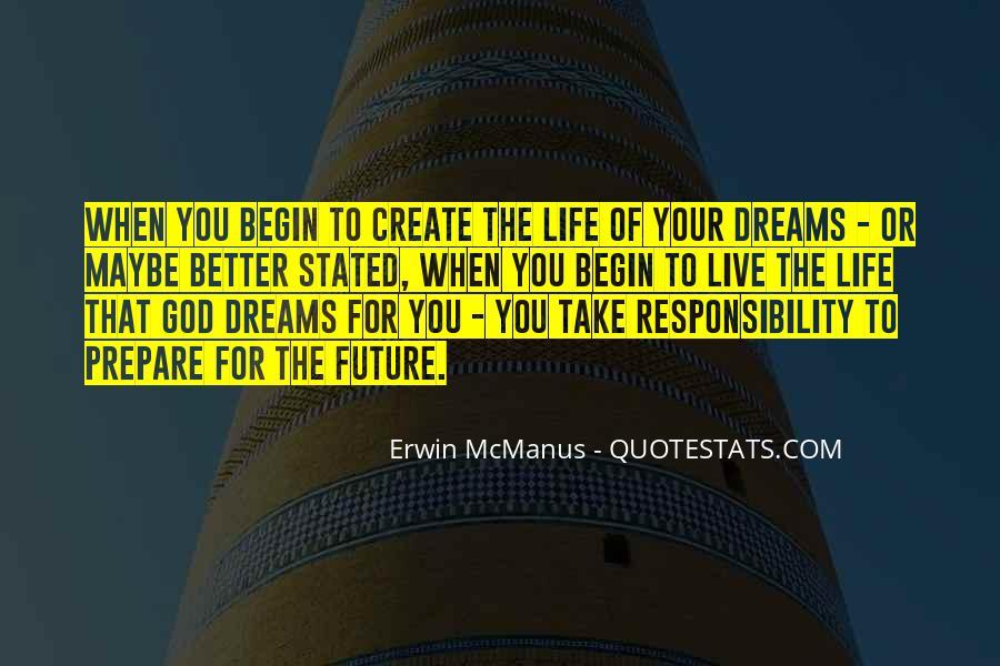 Prepare For Your Future Quotes #1810290
