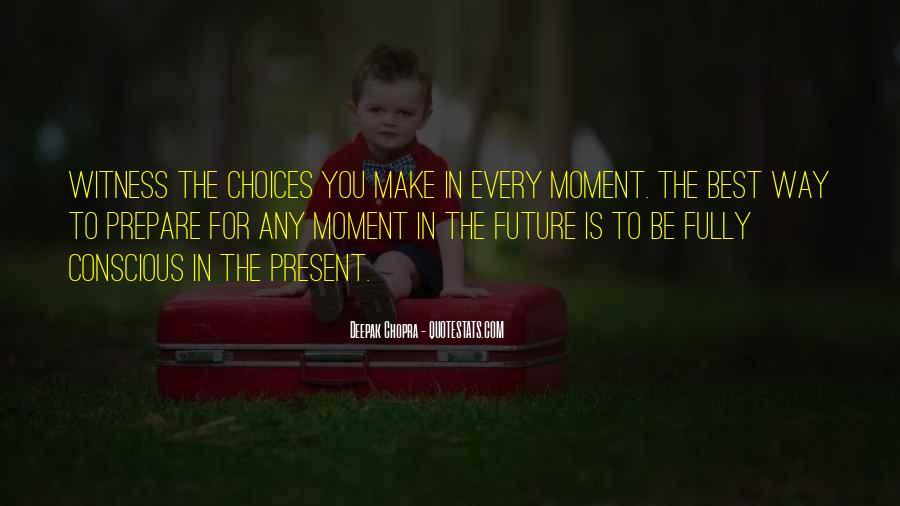 Prepare For Your Future Quotes #242164