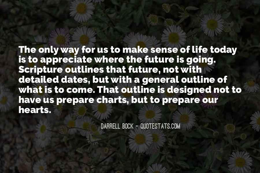 Prepare For Your Future Quotes #256389