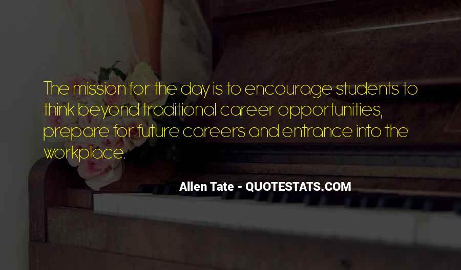 Prepare For Your Future Quotes #377604