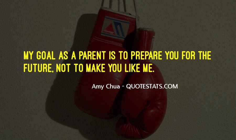 Prepare For Your Future Quotes #517722