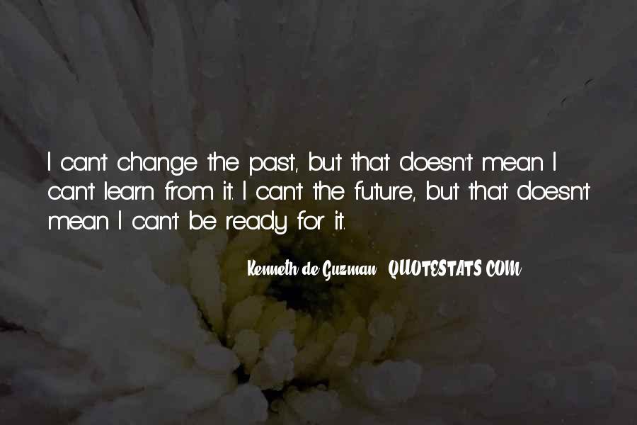 Prepare For Your Future Quotes #544047