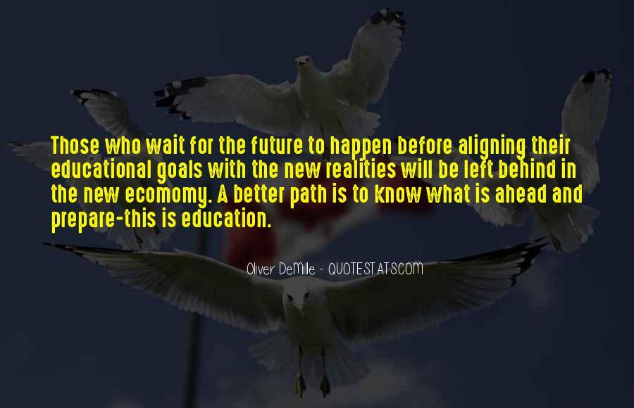 Prepare For Your Future Quotes #565626