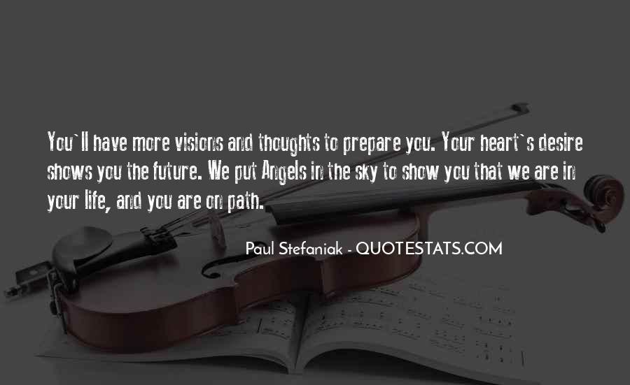 Prepare For Your Future Quotes #815691