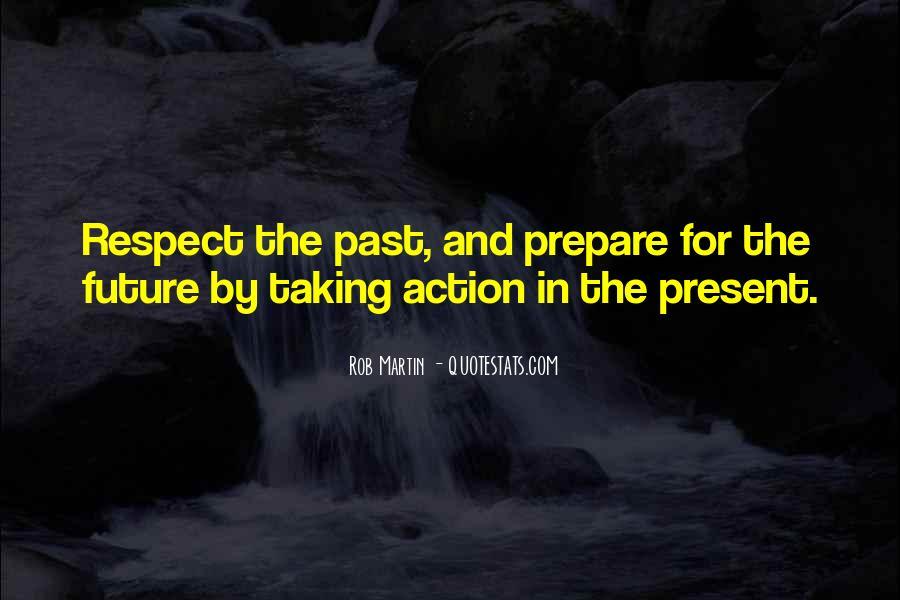 Prepare For Your Future Quotes #977136