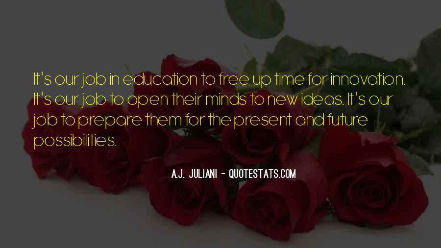Prepare For Your Future Quotes #996932