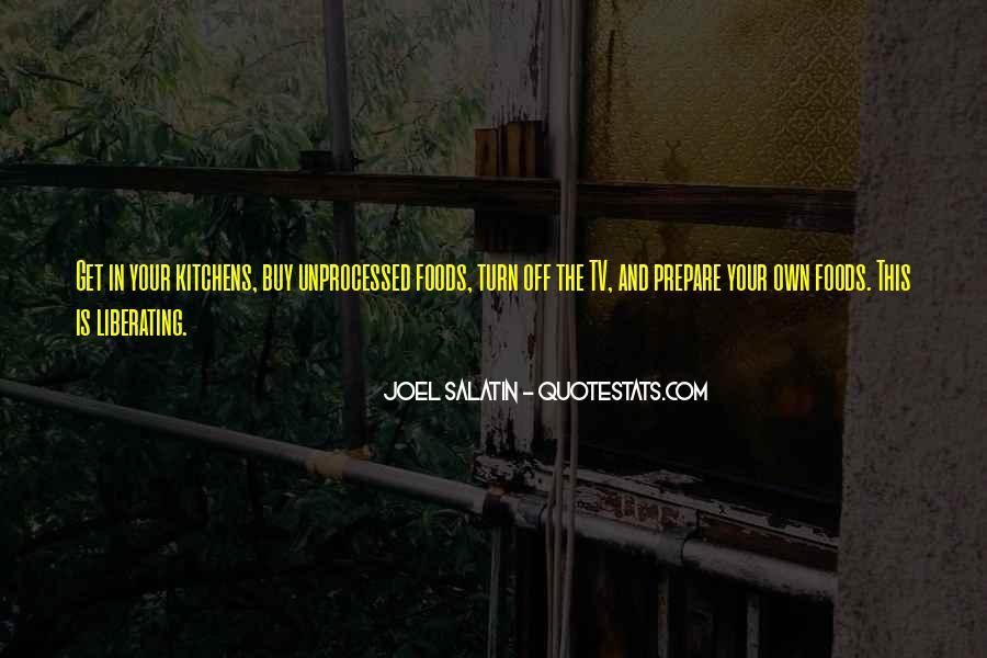 Prepare Own Quotes #1319823