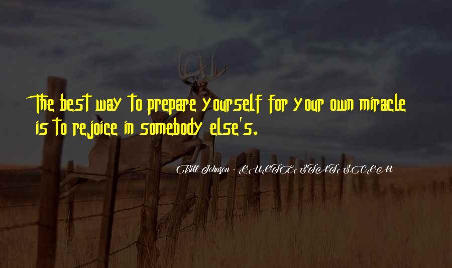 Prepare Own Quotes #1410677