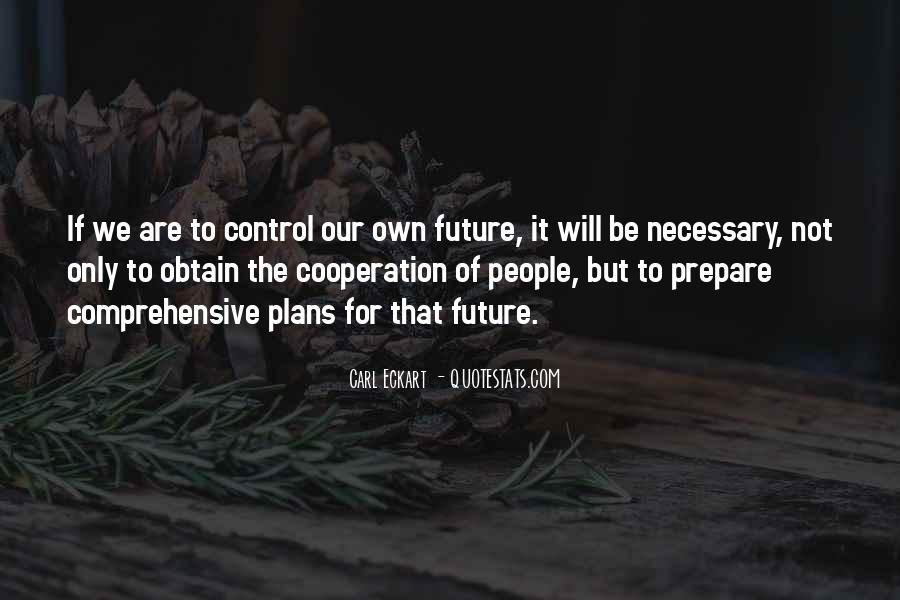 Prepare Own Quotes #1838768