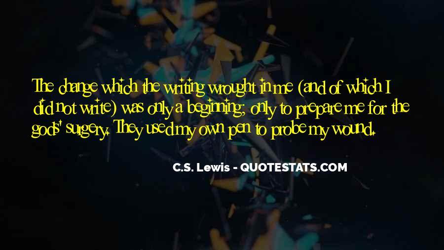 Prepare Own Quotes #377511