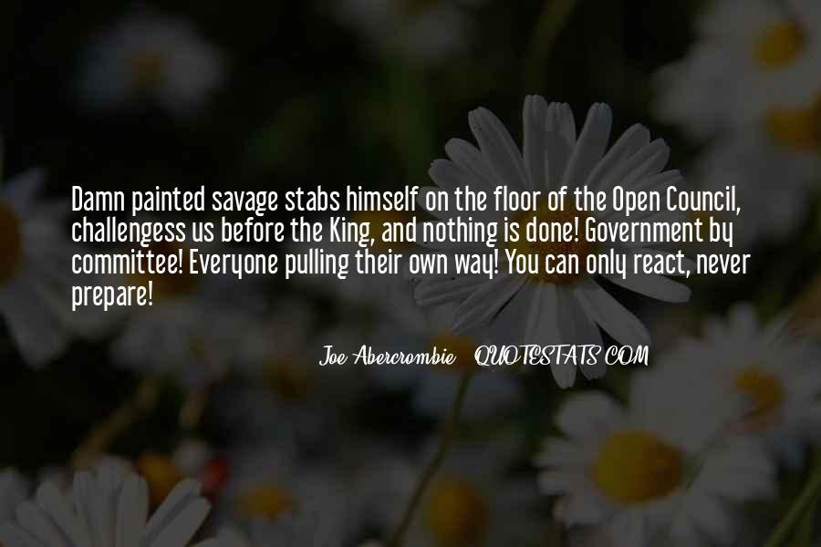 Prepare Own Quotes #745214