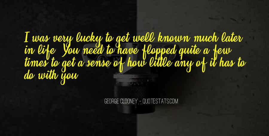 Quotes About Being Lucky To Have You In My Life #132190