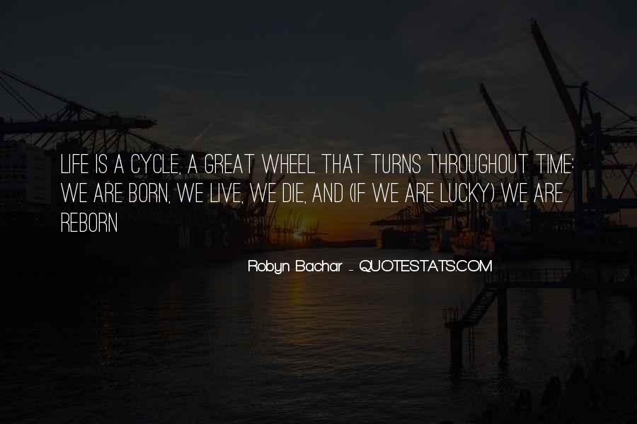 Quotes About Being Lucky To Have You In My Life #311341