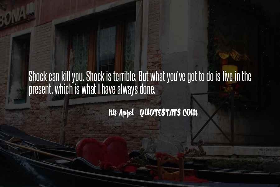 Present Shock Quotes #1355767