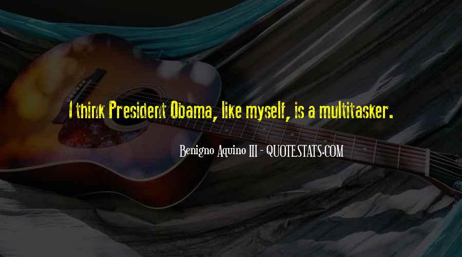 President Aquino Quotes #1023834