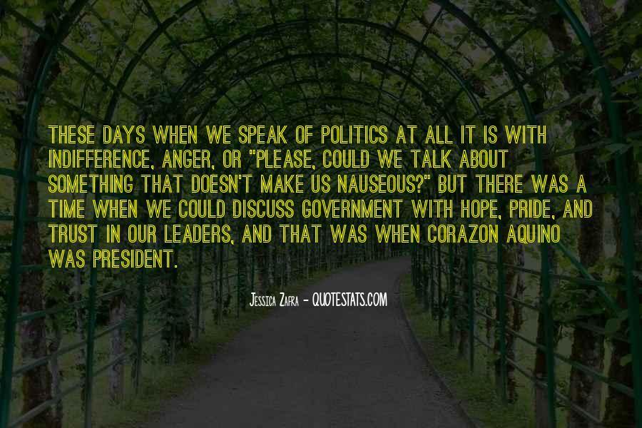 President Aquino Quotes #1287112