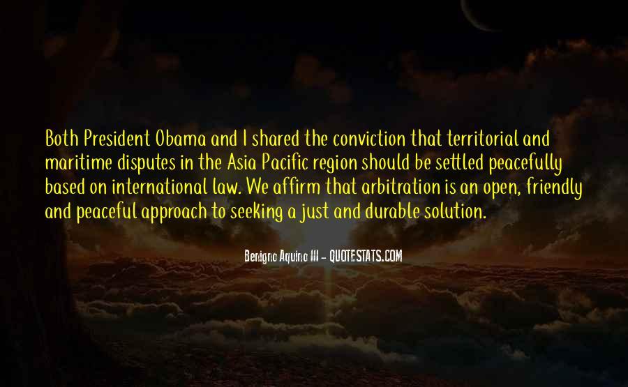 President Aquino Quotes #348032