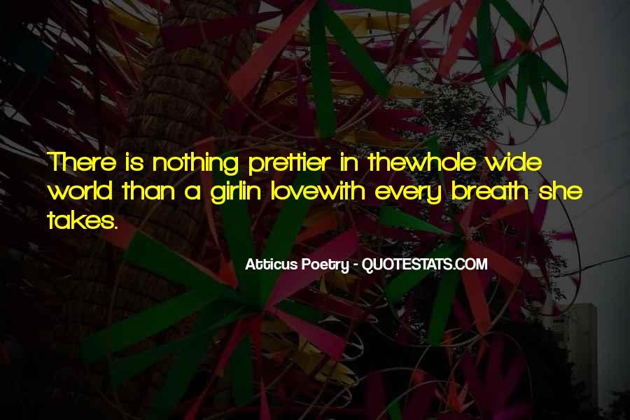 Prettier Girl Quotes #551518