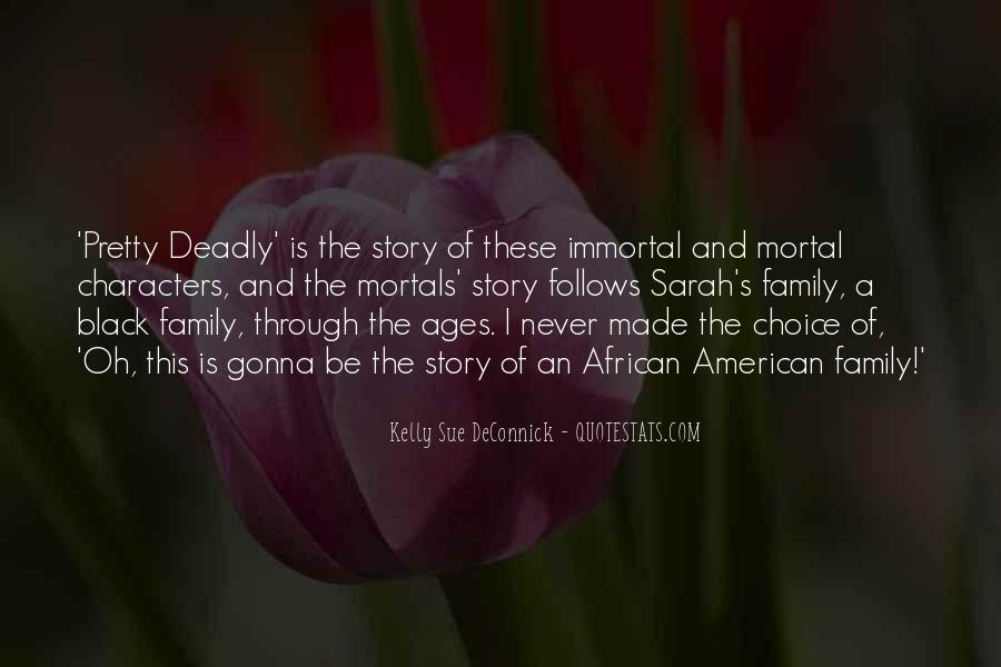 Pretty But Deadly Quotes #1090609
