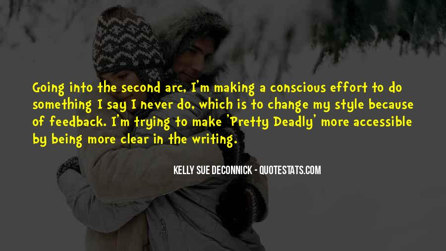 Pretty But Deadly Quotes #684460