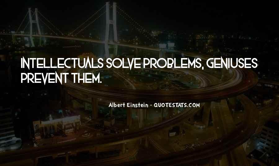 Prevent Problems Quotes #1381014
