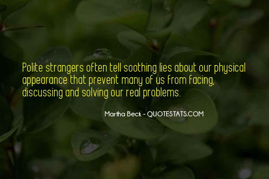 Prevent Problems Quotes #253733