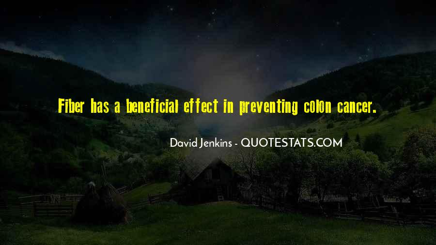 Preventing Cancer Quotes #1802915
