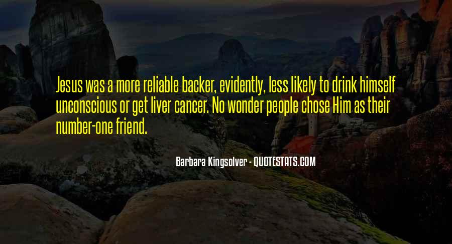 Quotes About A Friend Having Cancer #1367564