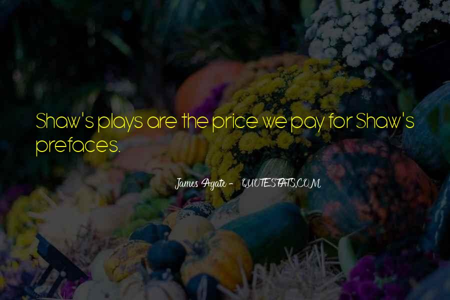 Price We Pay Quotes #203517