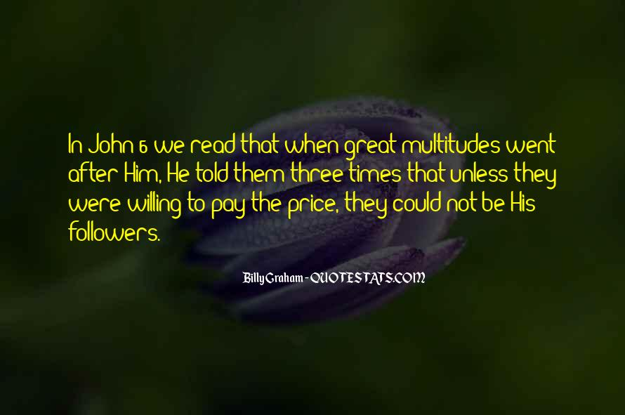 Price We Pay Quotes #468671